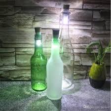 cork shaped rechargeable bottle light 2018 bottle cork shaped rechargeable usb led night light empty