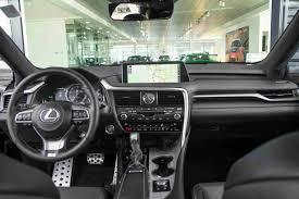 new lexus rx interior lexus rx 350 interior 2017 cars9 info