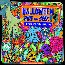 halloween hide and seek hidden picture puzzles seek it out