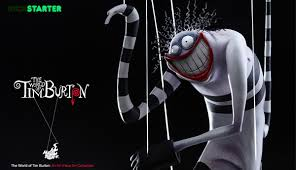 the of tim burton x toys limited edition figure