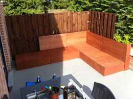 Pallet Cushions by Our Outdoor Relax Sofa Made Out Of Pallets U2022 1001 Pallets
