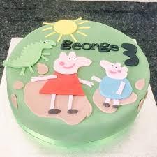 peppa pig cake pig cake