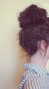 272 best half up half down with braids images on pinterest best 25 curly hair buns ideas on pinterest hairstyles curly