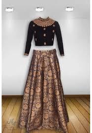 Blue Velvet Tree Skirt Alluring Blue Ensemble In Rich Ornate Embroidery On Choli And
