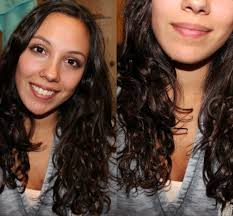 hair care routine how to make naturally curly hair wavy youtube