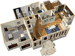 Simple Architecture Design House Interior Drawing R Throughout - Interior design of house plans