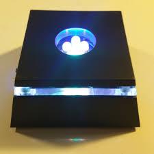 led light stand for crystal glass art led light stand for crystal glass art 4 color new design regarding