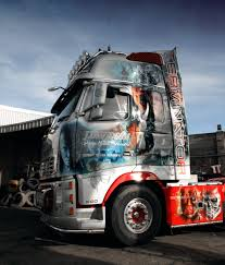 volvo commercial vehicles volvo trucks offers a look inside terminator u0027s cab autoevolution