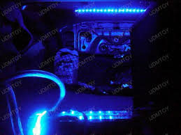 Led Strip For Car Interior Blue Led Strip Ijdmtoy Blog For Automotive Lighting