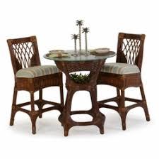 pub table sets 3 piece rattan dining sets
