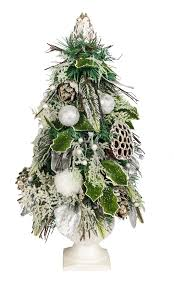 mint julep cone tree in pot 53cmh wholesale christmas decoration