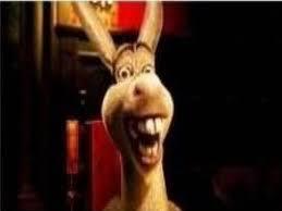 donkey shrek meme