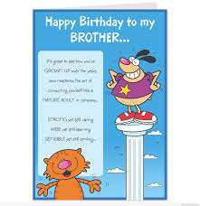 birthday card for brother alanarasbach com