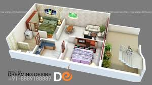 House Interior Design - Row house interior design