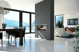 Sided Outdoor Fireplace - open sided outdoor fireplace 3 gas 4 double separating kitchen