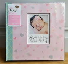 large photo albums 4x6 baby days laguna bound photo album journal holds 200 4x6 photos