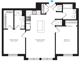 Two Bed Two Bath Floor Plans Floor Plans Artisan Series Apartments The Bozzuto Group Bozzuto