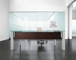 furniture modern minimalist office design with high ceiling and