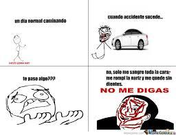 No Me Digas Meme - accidente no me digas by jaycocc meme center