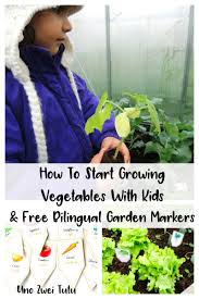 how to start growing vegetables with kids in 5 easy steps