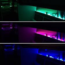 blue led strip lights 12v how to build a diy smart led system for your boat rv or other 12v