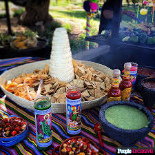 wedding rehearsal dinner ideas jennie garth wedding details from mexican themed rehearsal
