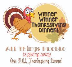 win a free turkey dinner atpturkeydrive