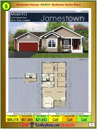 modular home model r11 ranch plan price on ranch modular homes