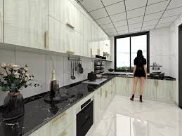 best waterproof material for kitchen cabinets best price fashionable high gloss waterproof lacquer kitchen