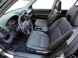 Honda Crv Interior Pictures Honda Crv Se 2005 Picture 21 Of 27