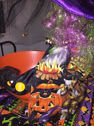 halloween animated witch halloween animated witch candy bowl remade w a henry candy corn