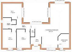 plan maison 3 chambre plain pied maison individuelle c t a de plain pied avec 3 chambres 100 m