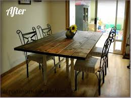 Distressed Wood Dining Room Table by Dining Room Rustic Round Wood Table Restaurant Dining Chairs