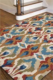 Tribal Area Rug Jaipur Brio Chapan Tufted Tribal Pattern Polyester Blue