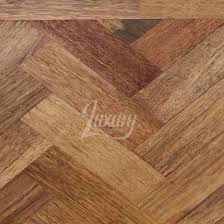x 230mm unfinished solid merbau parquet wood flooring