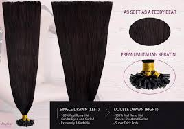 keratin hair extensions u tip hair extensions real remy hair airyhair