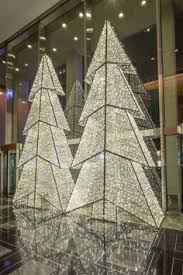 Commercial Christmas Decorations For Shops by Christmas Decorations For City Poles Dekra Lite Commercial