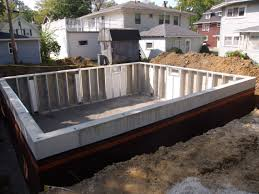 foundation concrete shipping container home foundation types
