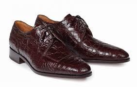 mauri alligator dress shoes