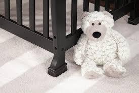 How Big Is A Mini Crib by Amazon Com Davinci Kalani 2 In 1 Mini Crib And Twin Bed In Ebony