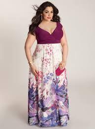 fashion trends summer dress plus size for the women with bigger