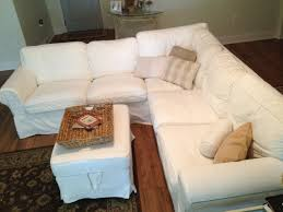 furniture ikea couch slipcovers ektorp sectional pottery barn