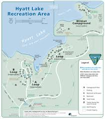 Oregon State Road Map by Facility Details Hyatt Lake Recreation Area Or Recreation Gov