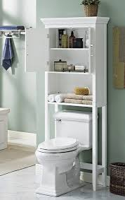 Over The Toilet Bathroom Storage by Amazon Com Simpli Home Avington Space Saver Cabinet White