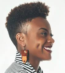 black tapered haircuts for women tapered hairstyles women trend hairstyle and haircut ideas