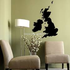 online buy wholesale decal wall stickers uk from china decal wall united kingdom uk world map wall art sticker wall decal home diy decoration decor wall mural
