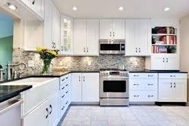 white country kitchen ideas black and white kitchens with a splash of colour black kitchen