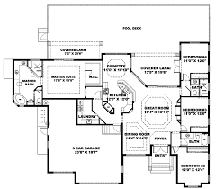 Waterfront Cottage Plans Dealing With Waterfront House Plans Custom Home Design