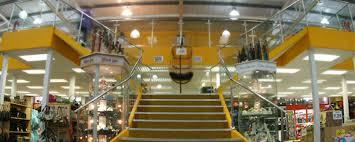 mezzanine floors western industrial business interiors