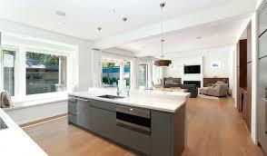 open floor kitchen designs decorating ideas for open living room and kitchen kitchen design